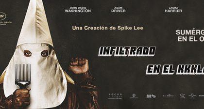INFILTRADO EN EL KKKLAN de Spike Lee