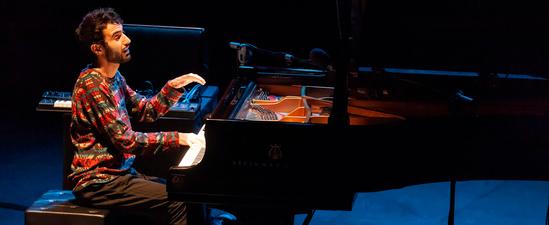 TIGRAN HAMASYAN en el 50 Barcelona Jazz Festival.