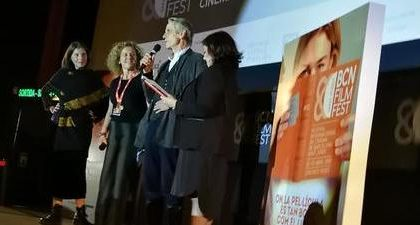 MIKE LEIGH y JEREMY IRONS visitan el BCN FILM FEST 2019