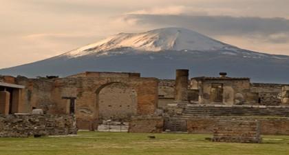 """""""Pompeya, catástrofe bajo el Vesubio"""""""