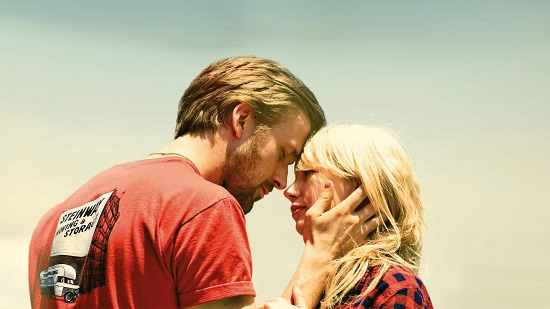 Ryan Gosling y Michelle Williams en Blue Valentine  (2010) de Derek Cianfrance