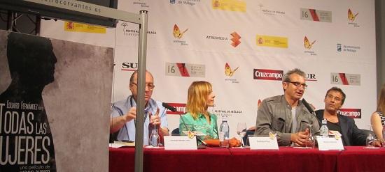 Rueda de prensa de 'Todas las mujeres' del director Mariano Barroso @Alejandro Contreras