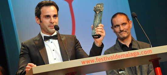 Carlo D'Ursi y Miguel Alcantud de 'Diamantes negros', premio del público