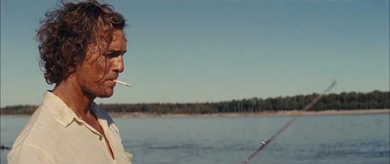 Matthew McConaughey en Barro(Mud) (2012) de Jeff Nichols