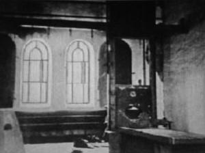 Cámara de ejecución de Plötzensee