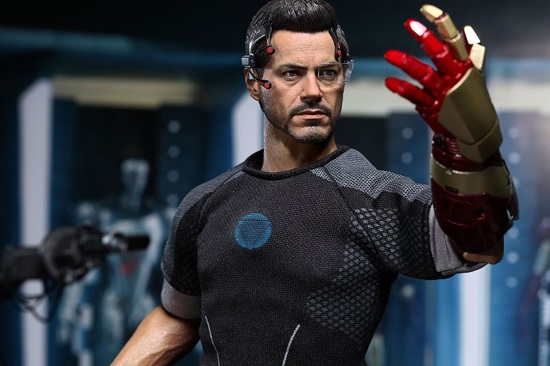 Robert Downey Jr. en Iron Man 3 (2013), de Shane Black
