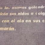 'Madrid literario'. EL Barrio de las Letras