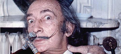 Dalí. Todas las sugestiones poéticas y todas las posibilidades plásticas