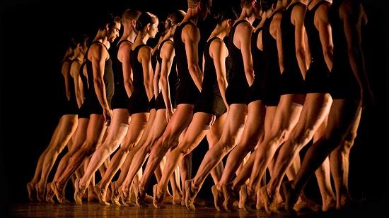 Danse la danse, una lección de vida y danza