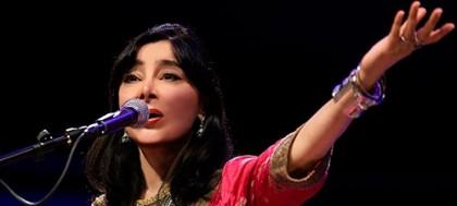 Zohreh Jooya: canto libre desde Afganistán