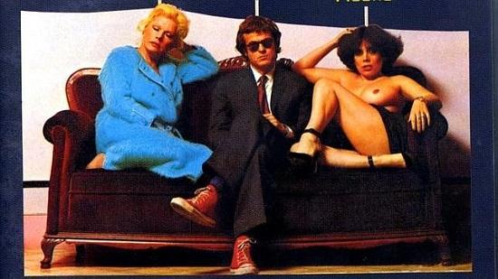 María Martín, Ángel Jové y Isabel Pisano en Bilbao dirigida por Bigas Luna en 1974