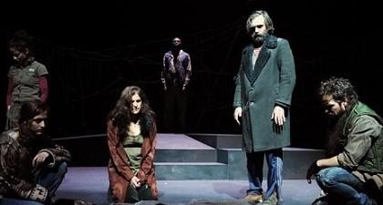 Verónica Fernández: con Serena apocalipsis he vuelto al teatro para quedarme