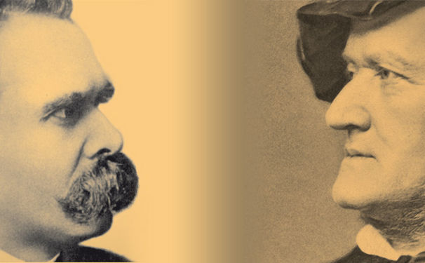 Friedrich-Nietzsche-und-Richard-Wagner
