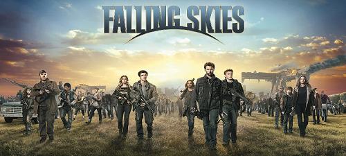Falling Skies inicia su tercera temporada