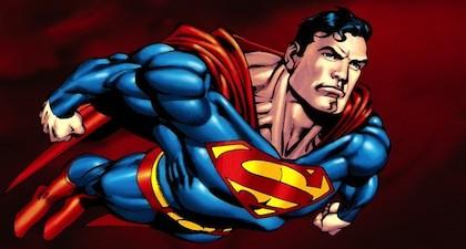 Superman. El primer superhéroe