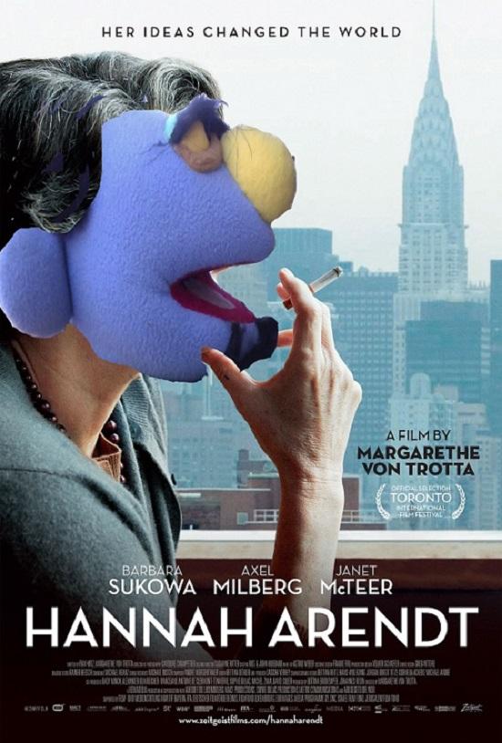 Hanna arendt muppet