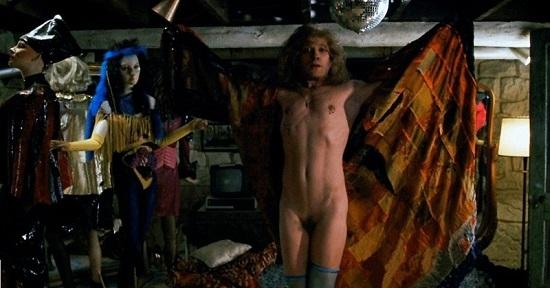 Ted Levine (Buffalo Bill) en El silencio de los corderos (1991)