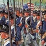 Los tiradores del rifle