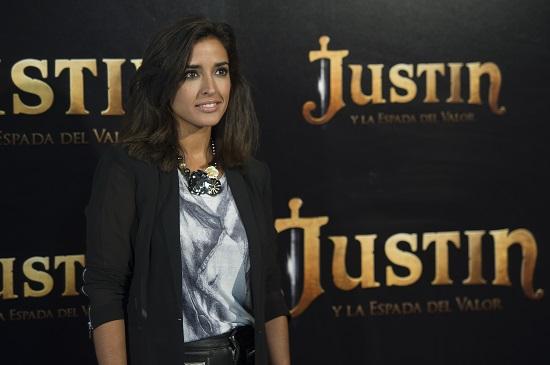 La actriz Inma Cuesta da voz a Talía, la heroína de esta aventura.