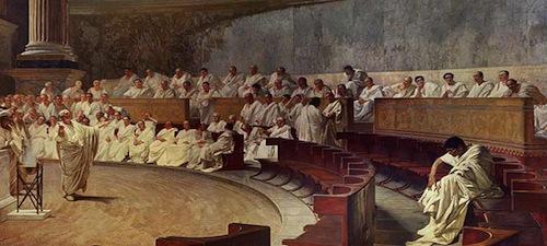 """""""Cómo gobernar un país"""", Cicerón"""