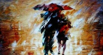 Soñando bajo la lluvia