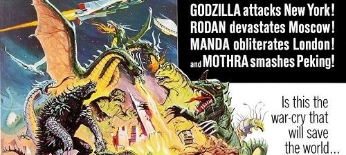 "Phenomena Grindhouse: ""Maxinger X  contra los monstruos"" e ""Invasión extraterrestre"""