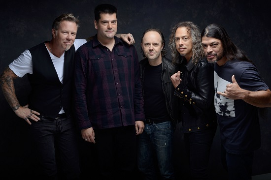 """Metallica Through The Never"" Portraits - 2013 Toronto International Film Festival"