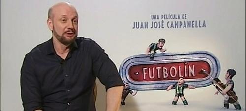 """Entrevista a Juan José Campanella, director de """"Futbolín"""""""