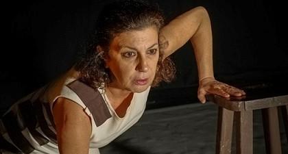 Maica Barroso en La esclusa de Michel Azama