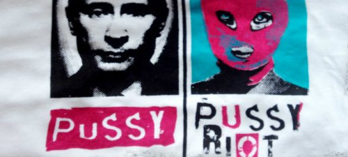 """""""Pussy Riot: Una plegaria Punk"""""""