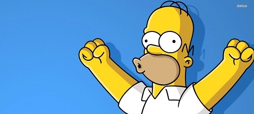 Queremos tanto a Homer
