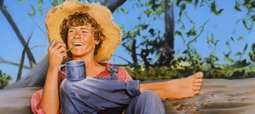 Las aventuras de Huckleberry Finn, de Mark Twain