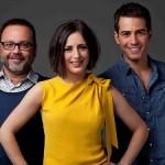 """Ruth Núñez y Alejandro Tous hablan de la obra """"La pausa del mediodía"""" de Neil Labute"""