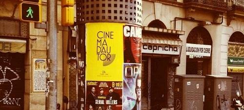 Carta al director del Festival de Cinema d'Autor de Barcelona