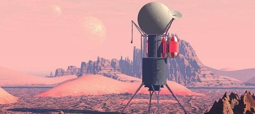 Crónicas marcianas, de Ray Bradbury