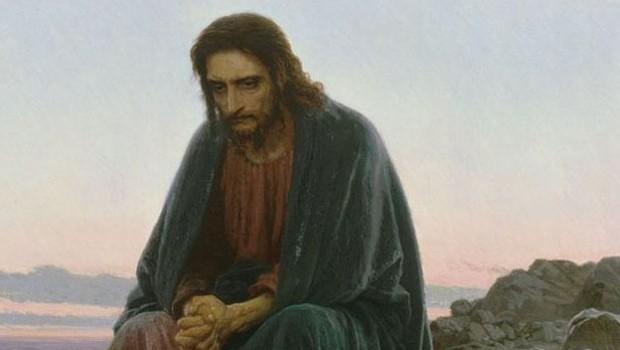 Kramskoy Cristo
