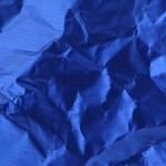 Descuido en azul