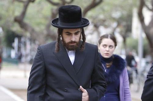 Los dos protagonistas de la película.