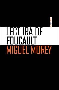 Lectura de Foucault Morey