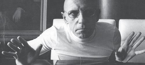 Lectura de Foucault y Escritos sobre Foucault, Miguel Morey