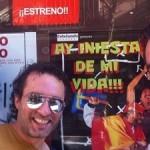 """""""Ay Iniesta de mi vida!!"""" o La comedia, ficción del Mundial"""