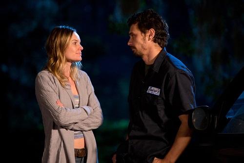 """Kate-Bosworth y James Franco en """"Homefront"""" de 2013"""