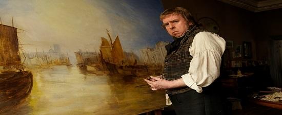 Mr. Turner, de Mike Leigh
