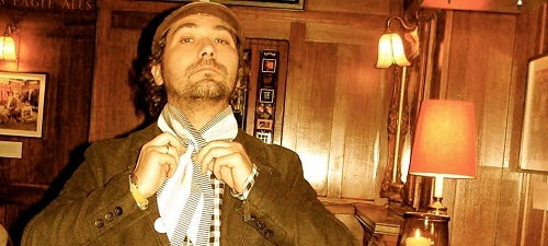 Javier Divisa: Diario de un paranoico XI