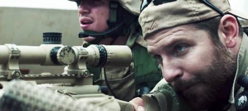 El francotirador (American Sniper), de Clint Eastwood