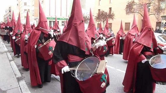 El baile de los penitentes 1