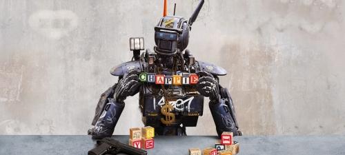 El robot protagonista de Chappie