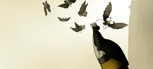 Las aventuras de la bruja Fritanga, de Xan López-Domínguez