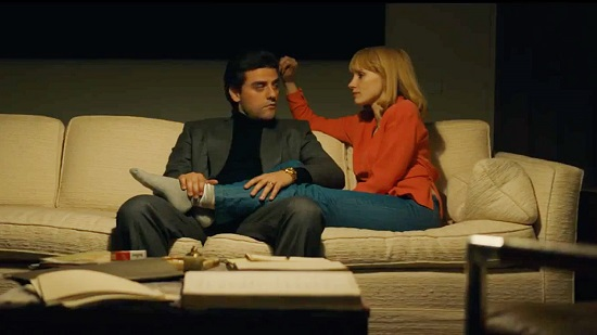 Oscar Isaac y Jessica Chastain, la pareja protagonista