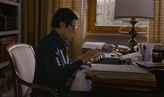 El Pasolini escritor en el film del italoamericano Ferrara
